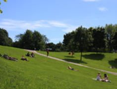 Sinebrychoff Park | Visit Helsinki : City of Helsinki's official website for tourism and travel information