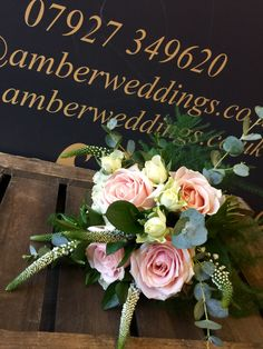 # brides # bridal flowers # wedding #wedding flowers # country style # country wedding # ivory roses # flowers # Amberweddings # Veronica # fern # Chesfield downs # bridesmaids # bridesmaids flowers # sweet Avalanche roses # light pink roses