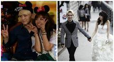 "Jung Eun Ji Wishes Key Good Luck on His ""Marriage"" with Yagi Arisa"