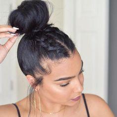 Peinados sencillos que puedes hacer en 10 minutos