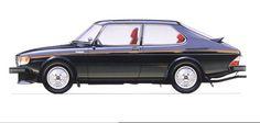 SAAB 99 Turbo – 1977