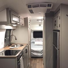 Almost ready to roll on our maiden voyage. #airstream #airstreamrenovation #airstreamreno #88excella