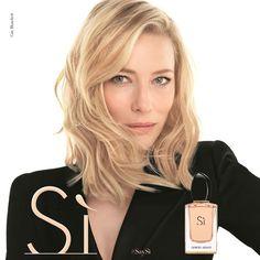 Giorgio Armani Si - Cate Blanchett 2015