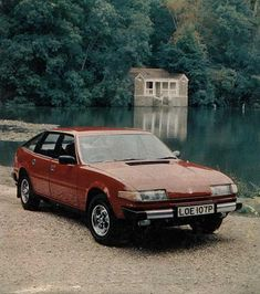 Rover SD1 - Ours had a terminal oil leak, but then, didn't they all?