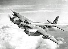 Mosquito  -  Sanicole Airshow (1991, 1992)
