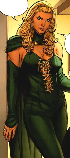 Amora the Asgardian Enchantress