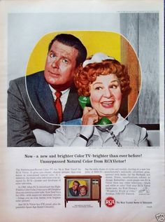RCA Television Hazel - Shirley Booth - Don Defore (1964)