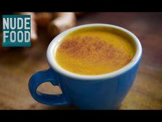Spiced turmeric latte | Nadia Lim