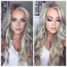 "5,897 Me gusta, 89 comentarios - Chloé Boucher (@chloeboucher) en Instagram: ""New YouTube Video, link in my bio! Drugstore Debs/Prom makeup & hair tutorial using my @foxylocks…"""
