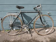 Dawes touring bike early Galaxy perhaps 531ST frame - Sold for £90