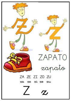 Abecedario: Z