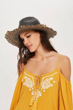c53c1b0908c 16 Straw Hats to Wear at the Beach...and in the City