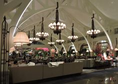The Clifford Pier (now a restaurant) at Fullerton Bay Hotel in Singapore.