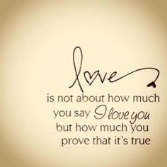 Love is .....  #choosetobemoreloving @Marisa McClellan McClellan Pennington Foster