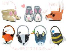 A Lovely Lark: Lovely Little Shops: Sew Heart Felt
