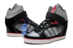 reputable site 25852 561a2 Adidas Amberlight Up Women Neutral Grey Bright Black Fresh Red Sneakers  Red Sneakers, Jeremy