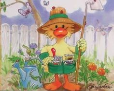March is time to get back to gardening