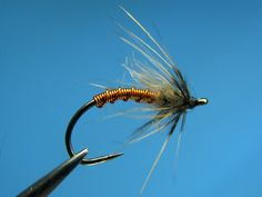 soft hackle fly pattern gallery - William's Favorite