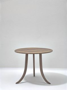 Unique Bentwood Side Table