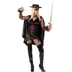 Costume Bandit #DéguisementFemme #OutletDéguisements #OutletCostumes