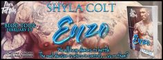 Blog Tour with Review: Enzo (Jinx Tattoo #1) by Shyla Colt