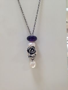 Have the Necklace...NEED THE ROSE!!!