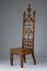 Hall chair AMERICAN, NY, NEW YORK (AMERICAN) C. 1845