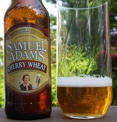 Samuel Adams Cherry Wheat - So good