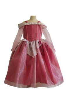 Classykidzshop Sleeping Beauty Princess Dress – 10T