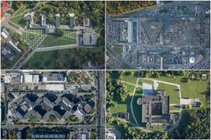 Galeria de Imagens de drones revelam as geometrias ocultas do modernismo soviético - 1