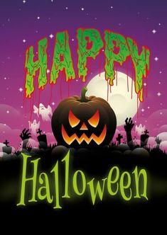 Fröhliches Halloween, Halloween Games For Kids, Halloween Pictures, Halloween Cards, Holidays Halloween, Halloween Treats, Halloween Pumpkins, Halloween Decorations, Google Halloween