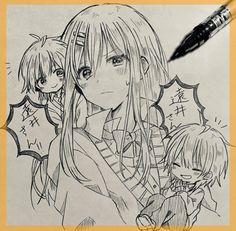 #すとぷりギャラリー - Twitter検索 / Twitter Anime Character Drawing, Manga Drawing, Character Illustration, Manga Art, Character Art, Anime Drawings Sketches, Anime Sketch, Cartoon Drawings, Cute Drawings