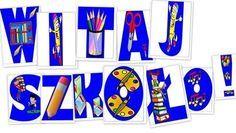 Kochani, dziś umieszczam literki, które w ciągu 1 dnia zdobyły więcej Waszych głosów niż inne materiały :). Napis Motto, Techno, Art For Kids, Christmas Crafts, Diy And Crafts, Classroom, In This Moment, Education, Children