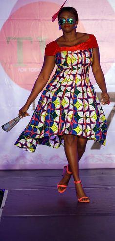 Welcome to Linda Ikeji's Blog: Pics: Dakore, Funke Akindele, Waje other stars rock the runway at TW At 7 event