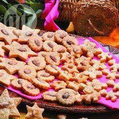 Biscoitos de noz-moscada @ allrecipes.com.br