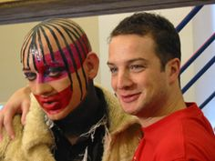 Leigh Bowery, Culture Club, Carnival, Characters, Face, People, Carnavals, Figurines, The Face