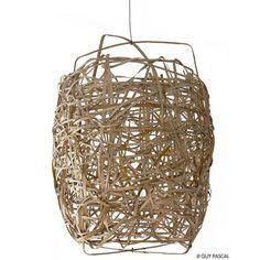 Birds nest en bambou design nelson sepulveda ay illuminate