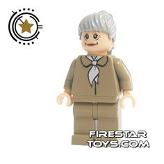 LEGO Spiderman Minifigure - Aunt May