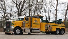 PETERBILT - Towing and Recovery www.TravisBarlow.com Towing Insurance & Auto Transporter Insurance for over 30 years