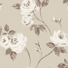Fine Decor Romance Wallpaper - Neutral at Homebase -- Be inspired and make your house a home. Buy now.