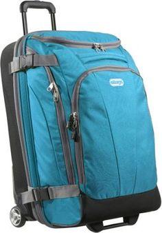 "eBags Mother Lode TLS Junior 25"" Wheeled Duffel Tropical Turquoise - via eBags.com!"