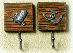 Boot and Spur Hook Set