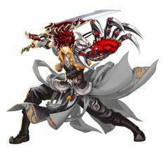 Demonic power for good Fantasy Character Design, Character Concept, Character Inspiration, Character Art, Concept Art, Anime Warrior, Fantasy Warrior, Anime Fantasy, Fantasy Art