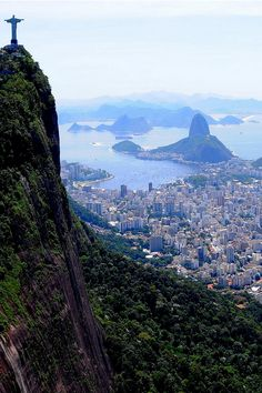 Rio de Janeiro, Brazil - Explore the World with Travel Nerd Nici, one Country at… Places Around The World, Oh The Places You'll Go, Travel Around The World, Great Places, Places To Travel, Places To Visit, Around The Worlds, Beautiful World, Beautiful Places