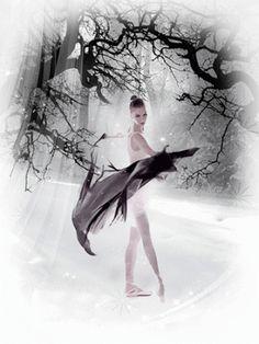 Animation- Winter dancer