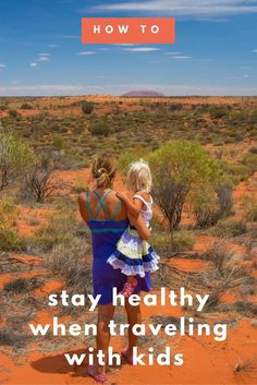 How to stay healthy while traveling with kids - some brekky recipes