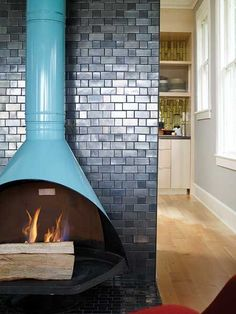 3 Creative Tips: Fireplace Built Ins Offices fireplace surround cover.Fireplace Built Ins Styling old stone fireplace.Old Fireplace Living Room. Vintage Fireplace, Brick Fireplace, Fireplace Design, Brick Wall, Library Fireplace, Fireplace Candles, Craftsman Fireplace, Fireplace Kitchen, Brick Tiles