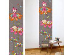 Papier peint original chambre b b et enfant on pinterest for Papier peint original chambre