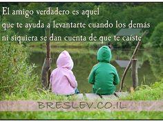 El amigo verdadero. Breslev Español