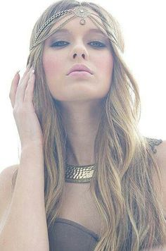 Perfect hair accessory for any bohemian kind of day. Visit Beauty.com for more accessories to spice up your hair.